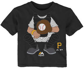 Majestic Pittsburgh Pirates The Batter T-Shirt, Baby Boys (12-24 months)