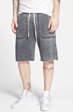 Alternative Men's 'Victory' French Terry Shorts