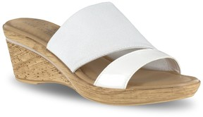 Easy Street Shoes Tuscany by Adagio Women's Wedge Sandals