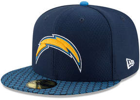 New Era Los Angeles Chargers Sideline 59FIFTY Cap