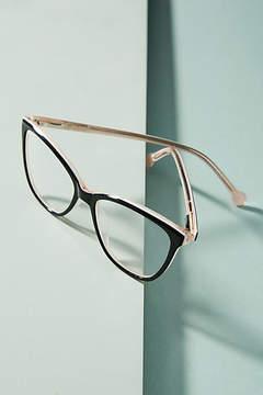 Anthropologie Laura Cat-Eye Reading Glasses