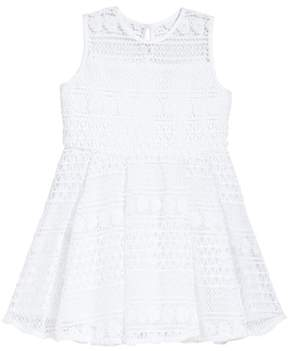 Bardot Junior Linear Lace Dress (Big Girls)
