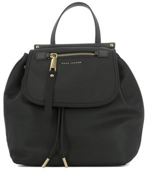Marc Jacobs Women's Black Fabric Backpack. - BLACK - STYLE
