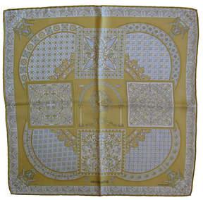 One Kings Lane Vintage HermAs Ciels Byzantins Pochette Scarf - The Emporium Ltd.