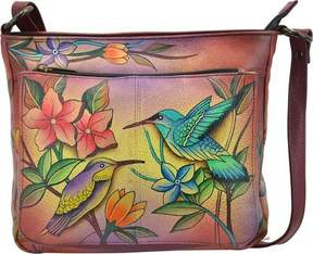 Anuschka Anna By ANNA by Hand Painted Shoulder Bag 8207 (Women's)