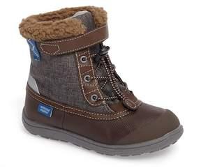 See Kai Run Jack Waterproof Boot (Baby, Walker & Toddler)