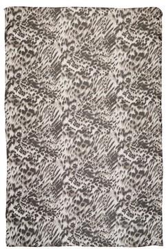 Max Mara Women's Print Reversible Silk Scarf