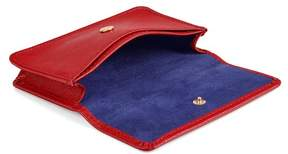 Aspinal of London Business Credit Card Case In Scarlet Saffiano