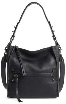 Botkier Small Paloma Leather Hobo - Black