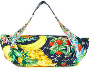 Camilla Call Me Carmen cotton-blend beach bag