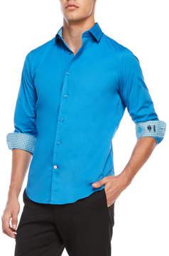 Ganesh Solid Sport Shirt