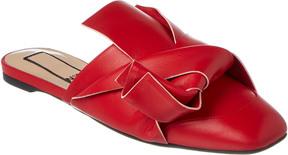 N°21 N 21 N21 Leather Knot Slipper Sandal
