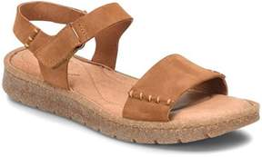 Børn Madira Leather Quarter Strap Sandal