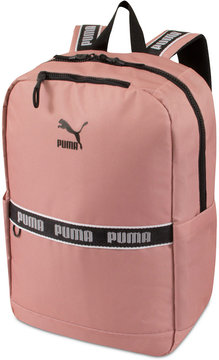 Puma Linear Canvas Backpack