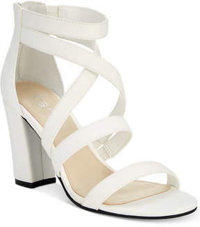 Bar III Blythe Strappy Dress Sandals, Created For Macy's Women's Shoes