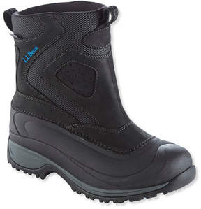 L.L. Bean Women's Waterproof Wildcat Boots, Insulated Pull-On