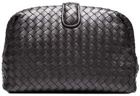 Bottega Veneta Black The Lauren 1980 Clutch Bag