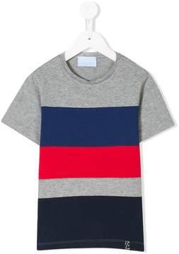 Lanvin Enfant colour block T-shirt
