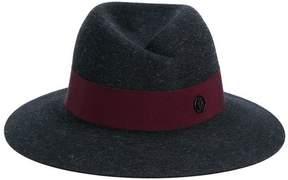 Maison Michel Virginie Felt Fedora Hat