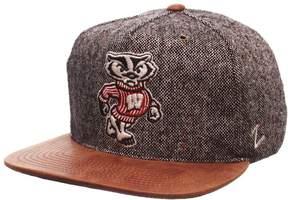 NCAA Adult Wisconsin Badgers Dapper Adjustable Cap