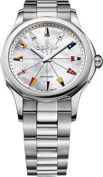 Corum 400.100.20/V200 PN12 Admirals Cup Legend stainless steel automatic watch