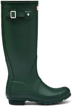 Hunter Womens Original Tall Matte Buckle Strap Rain Boots