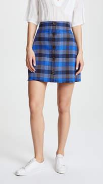 Derek Lam 10 Crosby Miniskirt