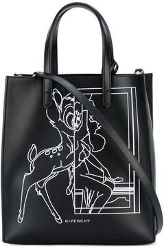Givenchy Bambi print tote