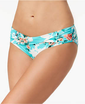 CoCo Reef Printed Banded Bikini Bottoms Women's Swimsuit