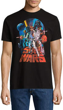 Star Wars Novelty T-Shirts Glass Graphic Tee