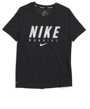 Nike Boy's Dry Miler T-Shirt