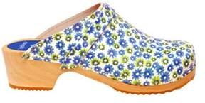 Cape Clogs Women's Twin Flower.