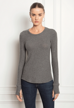 Feel The Piece Aida Long Sleeve Sweater