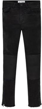 DL1961 Girl's Chloe Moto Skinny Jeans