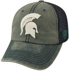 NCAA Adult Michigan State Spartans Crossroads Vintage Snapback Cap