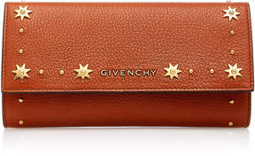 Givenchy Pandora Long Leather Wallet