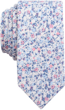 Bar III Men's Dandy Floral Tie, Created for Macy's