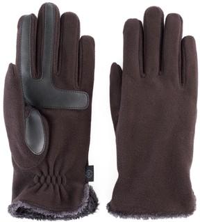 Isotoner Women's smartDRI Stretchy Fleece Gloves