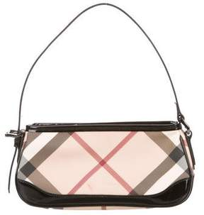 Burberry Nova Check Handle Bag