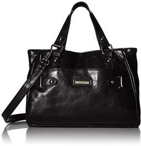 Rosetti Darcy Satchel Grab Top Handle Bag