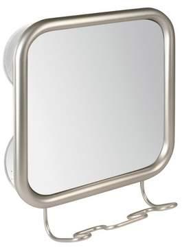 InterDesign Shower Mirror Satin Silver - InterDesign®