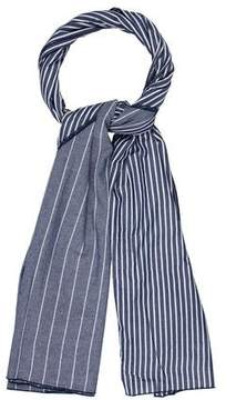 Donni Charm Bicolor Striped Scarf w/ Tags