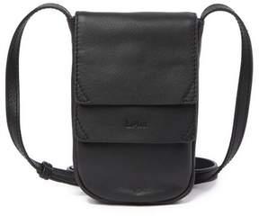 Kooba Mini Leather Crossbody Bag