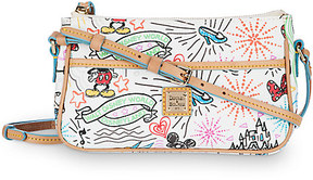 Disney Sketch Pouchette by Dooney & Bourke