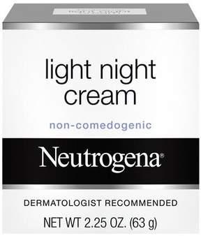 Neutrogena Light Night Facial Cream