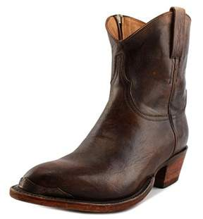 Lucchese Ava Pointed Toe Leather Western Boot.