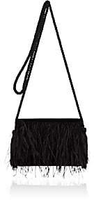 Barneys New York Women's Strap Wallet-Black