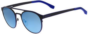 Lacoste Unisex Double Bridge Sunglasses