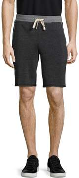 Alternative Apparel Men's Solid Jumpseat Sweatshorts