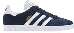 adidas Women's Gazelle Suede Lace-Up Sneakers